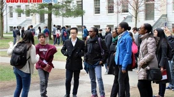 Được điểm sát hạch tuyệt đối, nam sinh giành học bổng Harvard