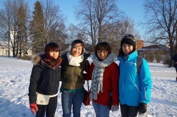 Thi tuyển vào các trường đại học Phần Lan dễ hay khó?