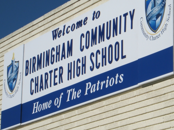 Trường Birmingham Community Charter High School - Bang California